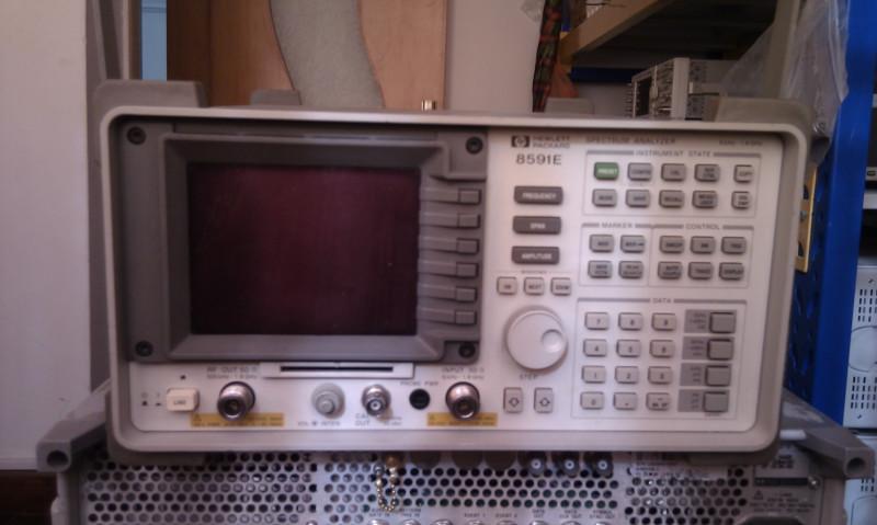 供应惠普HP8590E系列频谱分析仪,8591E频谱分析仪,频谱仪