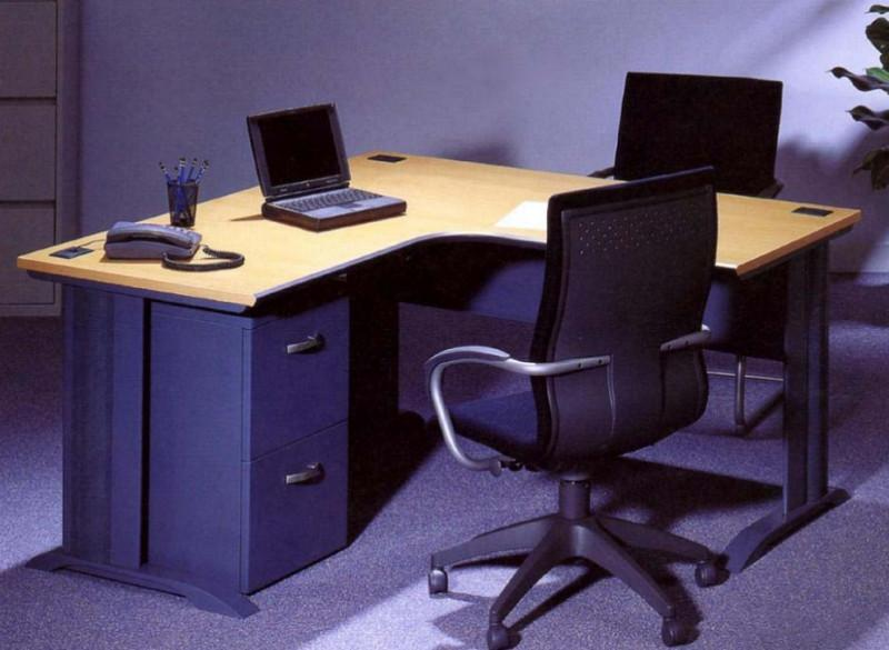 供应湖北木质办公桌椅生产供货商图片