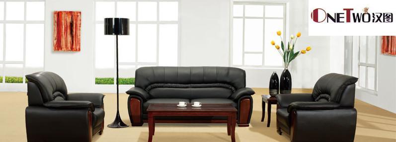 供应湖北武汉办公室沙发供应商图片