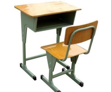 供应湖北宜昌课桌椅图片