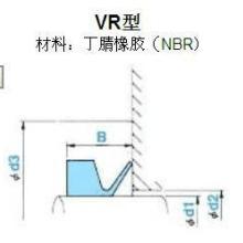 供应VR型NOK产密封件图片