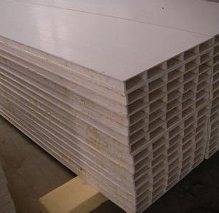 云南玻镁中空板厂家图片