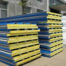 供应昆明岩棉彩钢板厂家代理,昆明岩棉彩钢板厂家直销,昆明岩棉彩钢板厂图片
