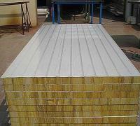 供应岩棉彩钢复合板,岩棉复合板制造商,岩棉复合板厂家