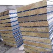 五华区彩钢岩棉夹芯复合板厂家图片