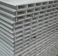 云南玻镁中空板厂家中空板供应商图片