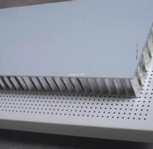 楚雄市玻镁阻燃纸蜂窝净化板制造商图片