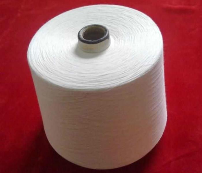 供应用于织布的大化高配涤80/棉20纱16支针织纱