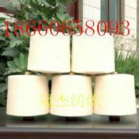 专业生产赛络纺天然彩棉纱32支40支批发
