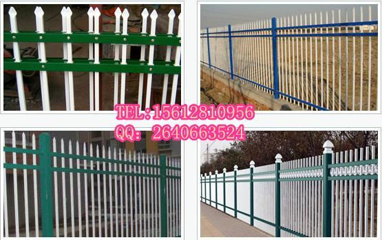锌钢护栏供应信息图片