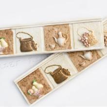 厂家直销莱立雅地中海风格瓷砖腰线厨房树脂腰线欧式腰线砖卫生间瓷砖