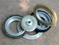 供应纺织染整毛刷轮