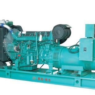发电机润滑油压力过低图片