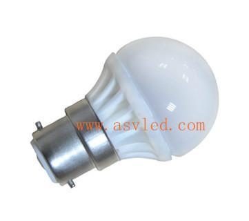 供应LED球泡灯3w图片