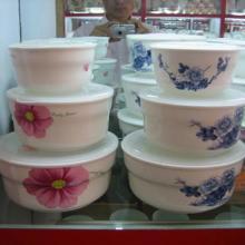 景德镇火炬陶瓷厂供应保温碗三件套批发