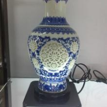 景德镇火炬陶瓷厂定做陶瓷灯具图片
