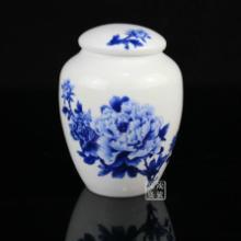 景德镇火炬陶瓷厂定做陶瓷茶叶罐