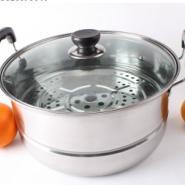 多用蒸锅多功能节能汤锅图片