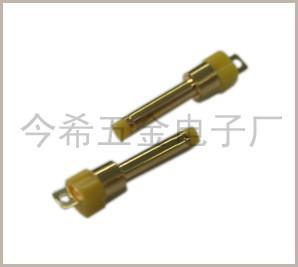 供应耳机插头2.0DC音叉插头