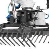 供应码垛机器人夹具纤维袋抓手