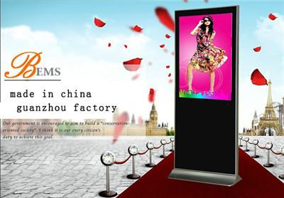 供应55寸液晶广告一体机,传媒广告,数字标牌机