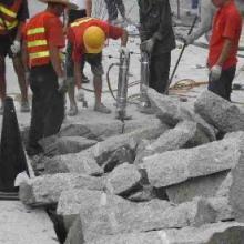 供应桥面破碎机械,路面钢筋混凝土拆除机械劈裂机