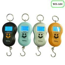 供应威衡A04L手提秤钩秤威衡电子秤价格,包裹秤行李秤生产厂家,钩秤价格