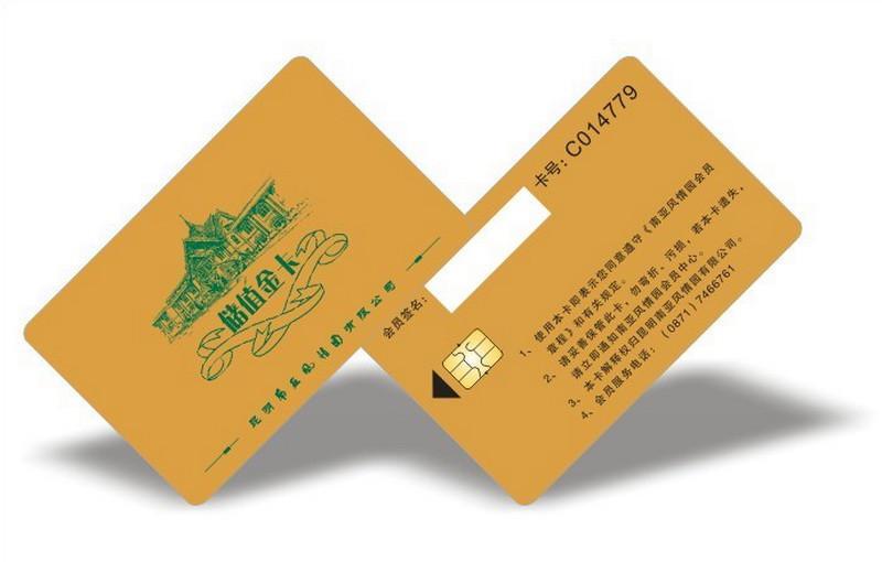 VIP积分卡图片/VIP积分卡样板图 (2)
