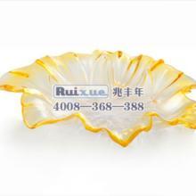 KTV水晶果盘公司KTV创意高档水晶果盘热销水晶果盘批发!批发