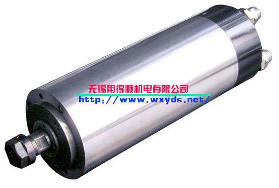 供应无锡优质风冷电主轴 用得顺机床电主轴结构