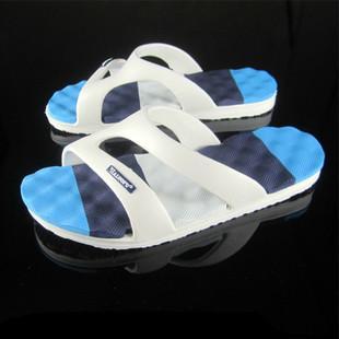 陈冠希拖鞋夏季凉托鞋男鞋一字拖鞋英伦潮流凉拖鞋沙滩鞋