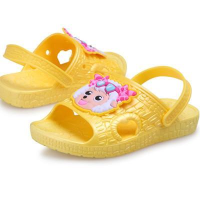 喜洋洋儿童沙滩鞋凉拖鞋小孩鞋防滑男女童鞋
