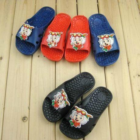 童拖软胶拖鞋喜洋洋童拖家居夏天拖鞋儿童拖鞋凉拖鞋