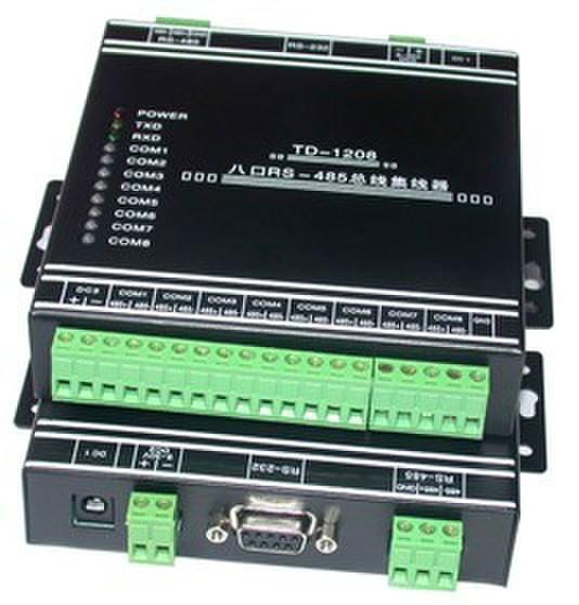 供应八口RS485集线器丨八口集线器丨485集线器丨集线器