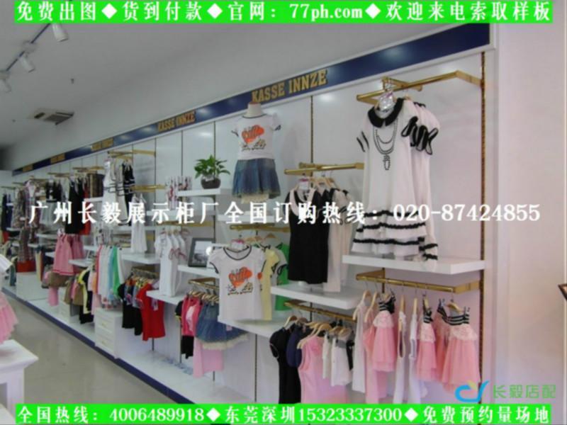 小型小童装店装修韩国童装店装修图香港童装店装修效果图高清图片