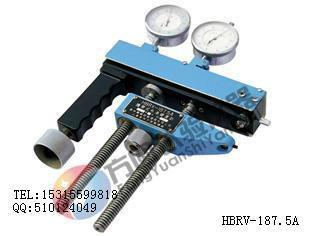 供应机械手动携带式布洛硬度计型号HBRV-187.5A莱州硬度计