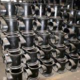 供应河南铸铁管批发  排水铸铁管 柔性铸铁管 管件