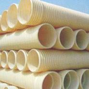 宜宾PVC-U双壁波纹管价格图片