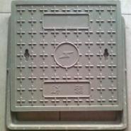 高分子复合井盖图片