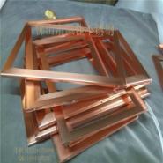 不锈钢框架镀铜图片