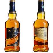 供应帝王青岛泓佳燊Dewar's帝王12年调配苏格兰威士忌700ml