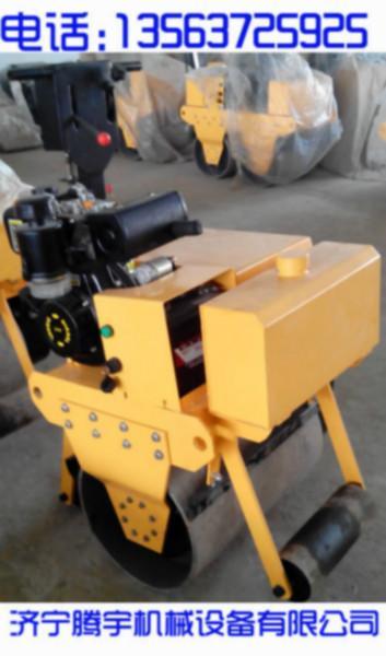 供应手推单轮压道机回填土压实机这里最实惠