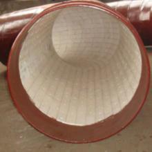 陶瓷贴片耐磨弯头