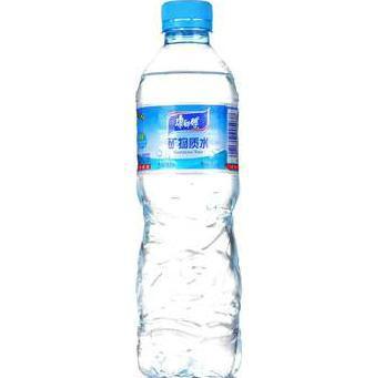 康师傅 矿物质水 550ml瓶 X 6 组合装 粮油 干货 碳酸饮料
