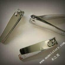 木之美厂家专业生产美甲工具指甲钳超值优质钢指甲剪