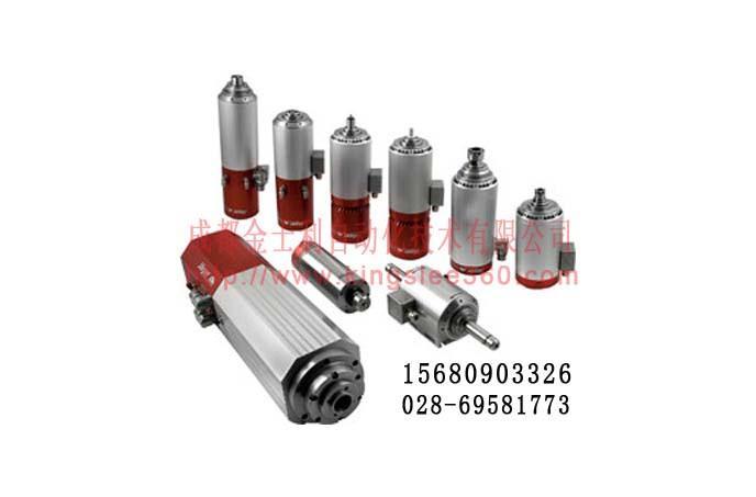 供应上海机床电主轴/PCB钻孔机电主轴/原装进口德国JAGER