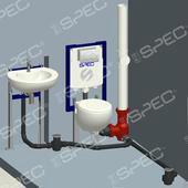 供应HDPE管材扣件雨水斗批发