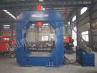 供应管塔合缝校直机/钢管合缝机厂家