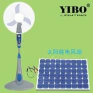 12V24V太阳能落地电风扇图片