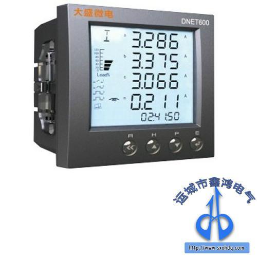 仪器仪表DNET600电力智能监控仪表